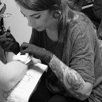 Фото черно-белые тату от 08.08.2018 №335 - black and white tattoos - tatufoto.com