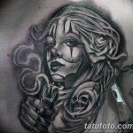 Фото черно-белые тату от 08.08.2018 №338 - black and white tattoos - tatufoto.com