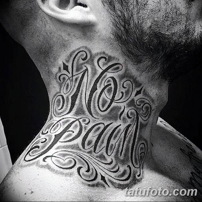 Фото черно-белые тату от 08.08.2018 №341 - black and white tattoos - tatufoto.com