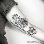 Фото черно-белые тату от 08.08.2018 №347 - black and white tattoos - tatufoto.com