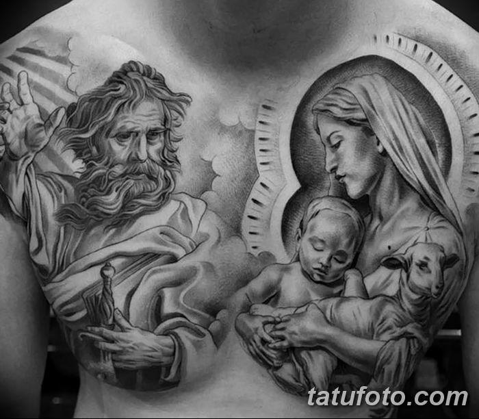 Фото черно-белые тату от 08.08.2018 №352 - black and white tattoos - tatufoto.com