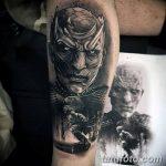 Фото черно-белые тату от 08.08.2018 №356 - black and white tattoos - tatufoto.com