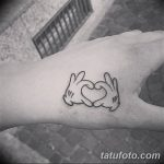 Фото черно-белые тату от 08.08.2018 №358 - black and white tattoos - tatufoto.com
