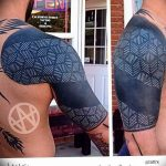 Фото черно-белые тату от 08.08.2018 №363 - black and white tattoos - tatufoto.com