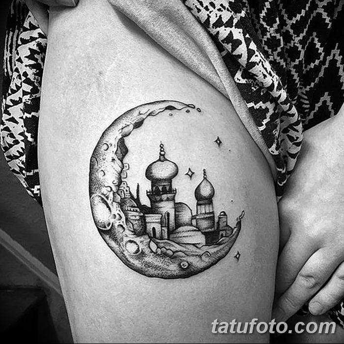Фото черно-белые тату от 08.08.2018 №365 - black and white tattoos - tatufoto.com