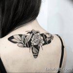 Фото черно-белые тату от 08.08.2018 №375 - black and white tattoos - tatufoto.com