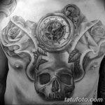Фото черно-белые тату от 08.08.2018 №377 - black and white tattoos - tatufoto.com