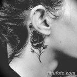 Фото черно-белые тату от 08.08.2018 №394 - black and white tattoos - tatufoto.com