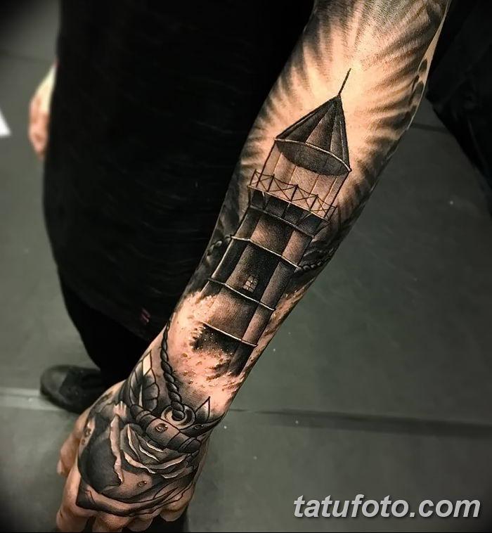 Фото черно-белые тату от 08.08.2018 №409 - black and white tattoos - tatufoto.com