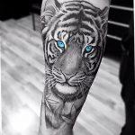 Фото черно-белые тату от 08.08.2018 №411 - black and white tattoos - tatufoto.com