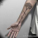 Фото черно-белые тату от 08.08.2018 №415 - black and white tattoos - tatufoto.com