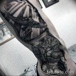 Фото черно-белые тату от 08.08.2018 №433 - black and white tattoos - tatufoto.com