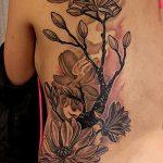 Фото черно-белые тату от 08.08.2018 №436 - black and white tattoos - tatufoto.com