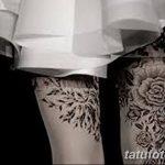 Фото черно-белые тату от 08.08.2018 №450 - black and white tattoos - tatufoto.com