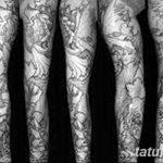 Фото черно-белые тату от 08.08.2018 №453 - black and white tattoos - tatufoto.com