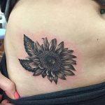 Фото черно-белые тату от 08.08.2018 №455 - black and white tattoos - tatufoto.com