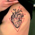 тату Сердце - фото 2
