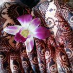 Фото Мехенди в домашних условиях от 10.09.2018 №070 - Mehendi at home - tatufoto.com
