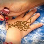 Фото Мехенди в домашних условиях от 10.09.2018 №129 - Mehendi at home - tatufoto.com