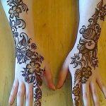 Фото Мехенди на запястье от 12.09.2018 №006 - Mehendi on the wrist - tatufoto.com