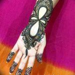 Фото Мехенди на запястье от 12.09.2018 №011 - Mehendi on the wrist - tatufoto.com