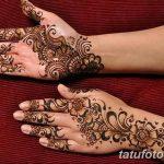 Фото Мехенди на запястье от 12.09.2018 №013 - Mehendi on the wrist - tatufoto.com