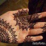 Фото Мехенди на запястье от 12.09.2018 №014 - Mehendi on the wrist - tatufoto.com