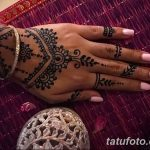 Фото Мехенди на запястье от 12.09.2018 №019 - Mehendi on the wrist - tatufoto.com