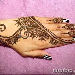 Фото Мехенди на запястье от 12.09.2018 №022 - Mehendi on the wrist - tatufoto.com
