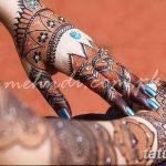 Фото Мехенди на запястье от 12.09.2018 №032 - Mehendi on the wrist - tatufoto.com