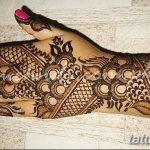 Фото Мехенди на запястье от 12.09.2018 №033 - Mehendi on the wrist - tatufoto.com