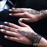 Фото Мехенди на запястье от 12.09.2018 №037 - Mehendi on the wrist - tatufoto.com