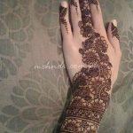 Фото Мехенди на запястье от 12.09.2018 №038 - Mehendi on the wrist - tatufoto.com