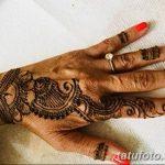 Фото Мехенди на запястье от 12.09.2018 №040 - Mehendi on the wrist - tatufoto.com