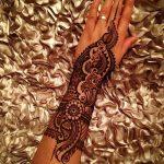 Фото Мехенди на запястье от 12.09.2018 №041 - Mehendi on the wrist - tatufoto.com
