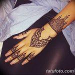 Фото Мехенди на запястье от 12.09.2018 №047 - Mehendi on the wrist - tatufoto.com