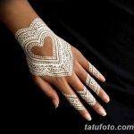 Фото Мехенди на запястье от 12.09.2018 №054 - Mehendi on the wrist - tatufoto.com
