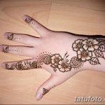 Фото Мехенди на запястье от 12.09.2018 №057 - Mehendi on the wrist - tatufoto.com