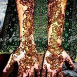 Фото Мехенди на запястье от 12.09.2018 №062 - Mehendi on the wrist - tatufoto.com