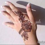 Фото Мехенди на запястье от 12.09.2018 №065 - Mehendi on the wrist - tatufoto.com