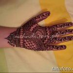 Фото Мехенди на запястье от 12.09.2018 №076 - Mehendi on the wrist - tatufoto.com