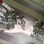 Фото Мехенди на запястье от 12.09.2018 №080 - Mehendi on the wrist - tatufoto.com