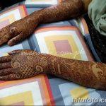 Фото Мехенди на запястье от 12.09.2018 №082 - Mehendi on the wrist - tatufoto.com