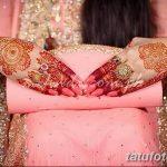 Фото Мехенди на запястье от 12.09.2018 №086 - Mehendi on the wrist - tatufoto.com