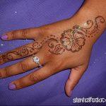 Фото Мехенди на запястье от 12.09.2018 №090 - Mehendi on the wrist - tatufoto.com
