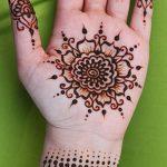 Фото Мехенди на запястье от 12.09.2018 №092 - Mehendi on the wrist - tatufoto.com