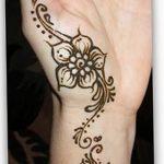 Фото Мехенди на запястье от 12.09.2018 №095 - Mehendi on the wrist - tatufoto.com