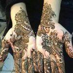 Фото Мехенди на запястье от 12.09.2018 №096 - Mehendi on the wrist - tatufoto.com