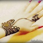 Фото Мехенди на запястье от 12.09.2018 №100 - Mehendi on the wrist - tatufoto.com
