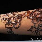 Фото Мехенди на запястье от 12.09.2018 №105 - Mehendi on the wrist - tatufoto.com